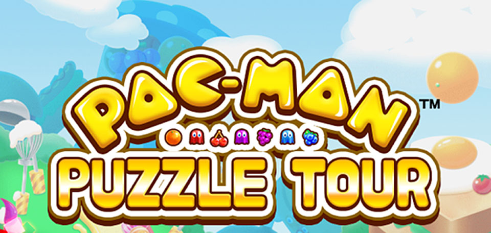 Pac Man Puzzle Tour Android Game