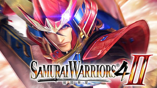 SAMURAI WARRIORS 4 II