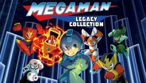 Mega Man Legacy Collection désormais disponible sur 3DS !